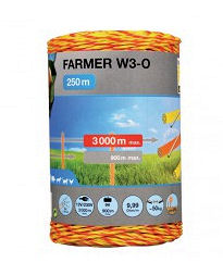 Draad FARMER W3-O 250m 15345