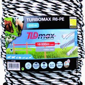 Koord TURBOMAX TLDmax R6-PE, 200m 17180