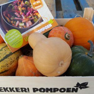 recepten pompoenen