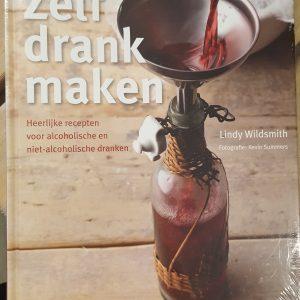 Boek zelf drank maken