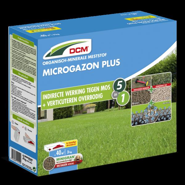 DCM microgazon 3 kg
