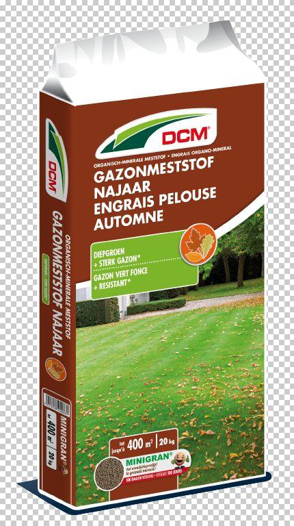 DCM najaarsmest gazon 20 kg