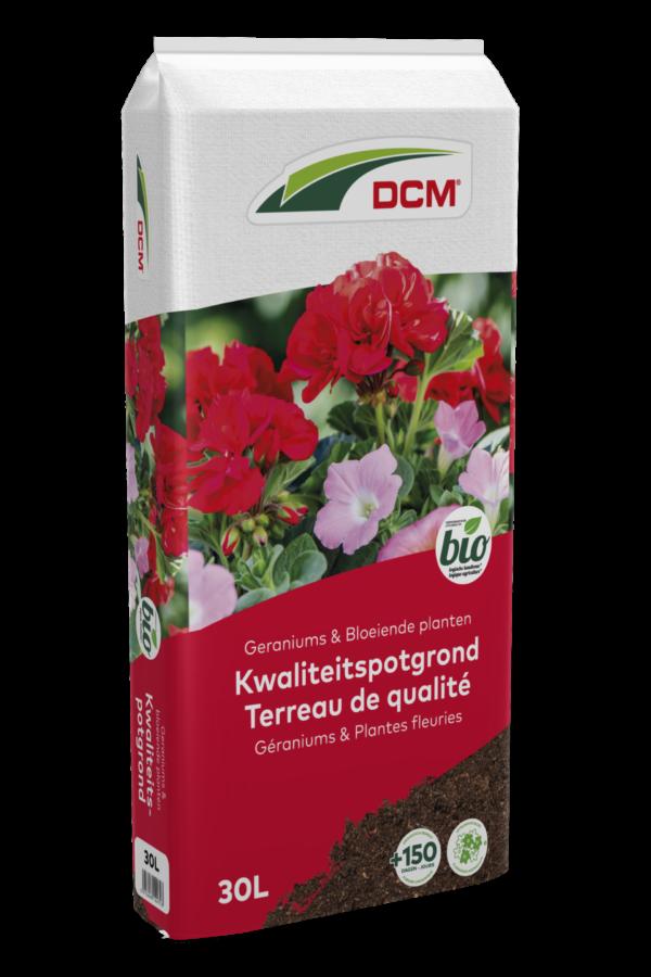 DCM potgrond bloeiende planten