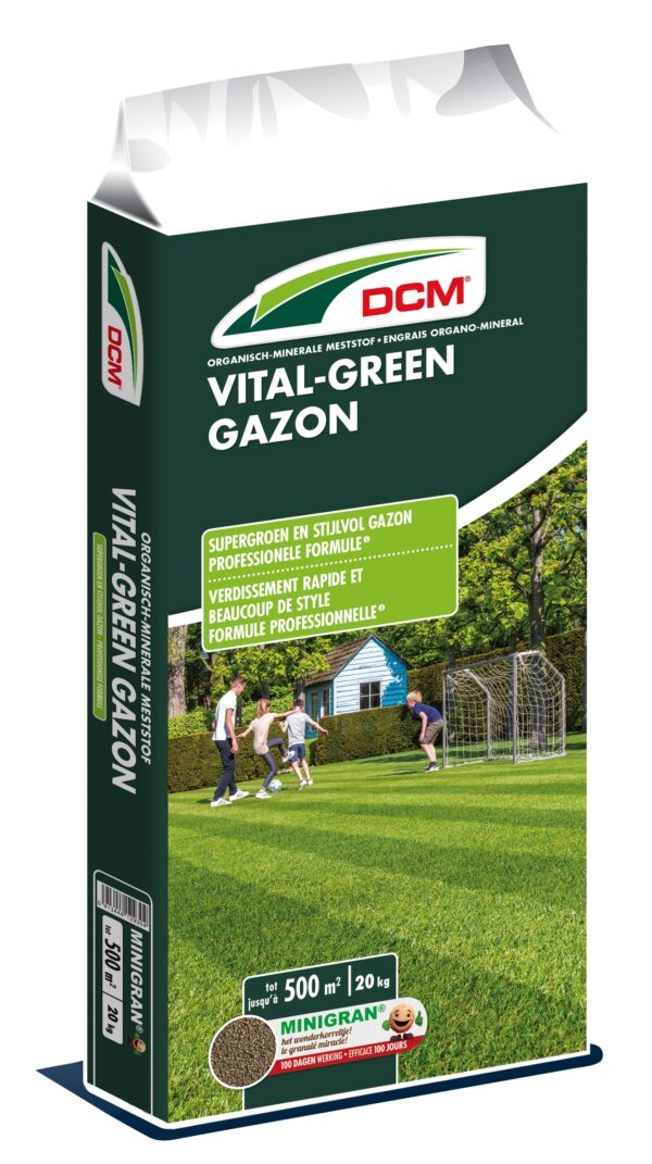 DCM vital green 20 kg