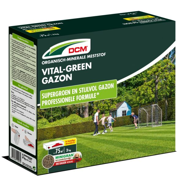 DCM vital green 4 kg
