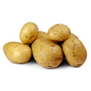 Dore pootaardappelen