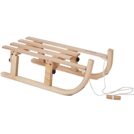 Slede hout opvouwbaar 110 cm