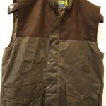 Wax bodywarmer Hunter wind en waterdicht