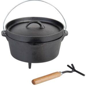Kampvuurpot Dutch Oven