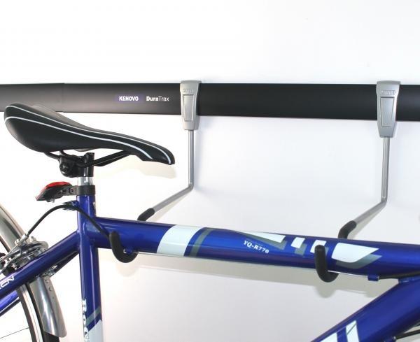 fiets aan stang ophangen