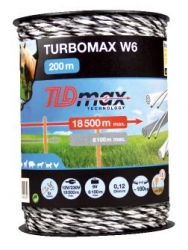 turbomax w6 200m draad 17140